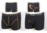 SAVAGEGEAR BOXER SHORTS 2 PACK M BLACK