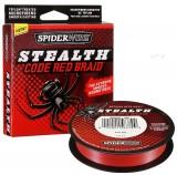 Fonott Zsinór Spiderwire STEALTH 0,40MM 270M CODE RED 59,4KG