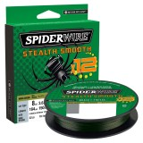 SPIDERWIRE SMOOTH 12 BRAID 150m 0,33mm SÖTÉT ZÖLD