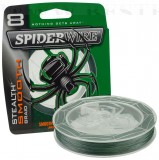 SPIDERWIRE STEALTH MOOTH 8 MOSS GREEN 0,06MM 150M