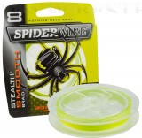 SPIDERWIRE STEALTH MOOTH 8 YELLOW 0,35MM 150M