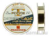 Horgász Zsinór Trabucco T-FORCE SUPER CAST 150m, 0.205mm