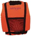 Vesta de salvare-navigare 30-50 KG EN 393 LB
