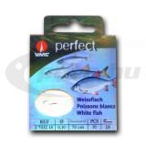 Perfect White Fish keszegező horog  , 07032 NI 12 VMC-kötötthorog