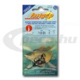 Fastgrip pontyozó horog , 7106 BN 4 (10db/csomag)VMC horog