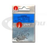 National Round süllőző horog , 9285 NI 2/0 (10db/csomag)VMC horog