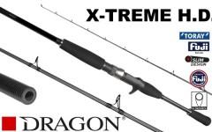DRAGON X-TREME HD 140C CASTING BOT 1.98m 40-140g CASTING BOT