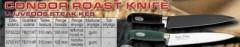 Marttiini kés 760114P(Roast knife) KÉS