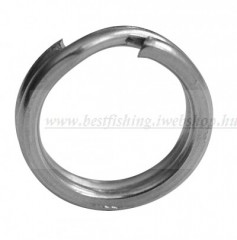 Black Cat Extreme Split Ring 10mm 90kg 10buc.