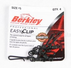 Berkley Mc Mahon Easy Clip Snap/Swivels size 5