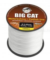 Big Cat 8-braid harcsázó zsinór 0.50mm 1000m FONOTT ZSINÓROK
