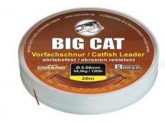 BIG CAT 8-BRAID HARCSáZó ELőKEZSINóR  0.60MM 20M FONOTT ZSINÓROK