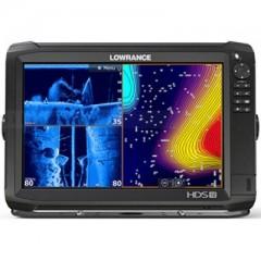 LOWRANCE HDS-12 CARBON TOUCH GPS/HALRADAR TOTALSCAN JELADÓVAL LOWRANCE