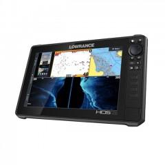 LOWRANCE HDS-12 LIVE GPS/HALRADAR KOMBÓ, JELADÓ NÉLKÜL LOWRANCE