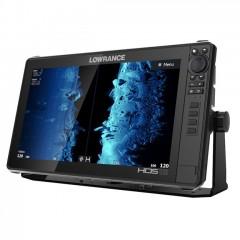 LOWRANCE HDS-16 LIVE GPS/HALRADAR KOMBÓ, JELADÓ NÉLKÜL LOWRANCE