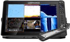 LOWRANCE HDS-16 LIVE GPS/HALRADAR ACTIVE IMAGING™ JELADÓVAL  LOWRANCE