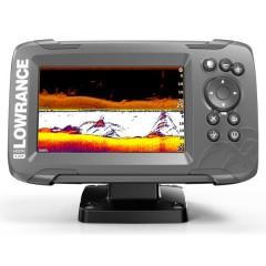 LOWRANCE HOOK2-5 SPLITSHOT GPS/HALRADAR LOWRANCE
