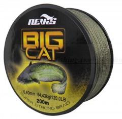 NEVIS BIG CAT FONOTT ZSINÓR 0,60MM, 200M FONOTT ZSINÓROK
