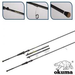 OKUMA ONE ROD 198CM 7-20G-CASTING BOT CASTING BOT