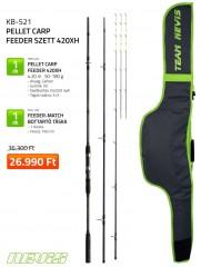 Pellet Carp Feeder szett 420XH FEEDER SZETT