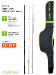 Pellet Carp Feeder szett 390XH FEEDER SZETT