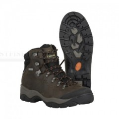 Prologic Kiruna Leather Boot Dark Brown 41 - 7 THERMO BAKANCS